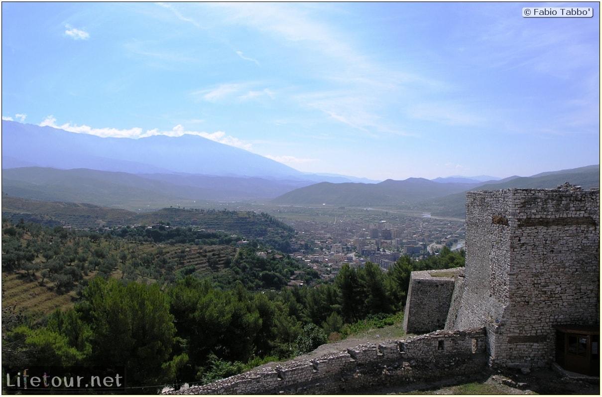 Fabio's LifeTour - Albania (2005 August) - Berat - Berat Castle - 20010
