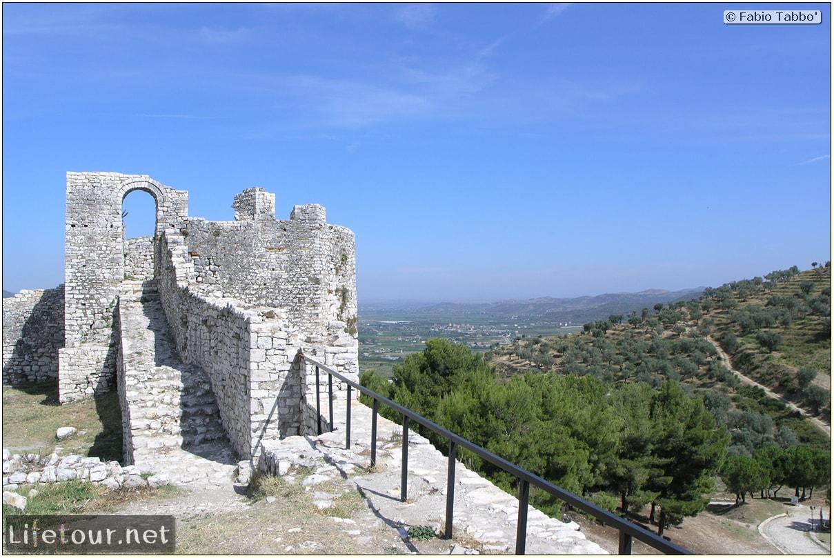 Fabio's LifeTour - Albania (2005 August) - Berat - Berat Castle - 20012