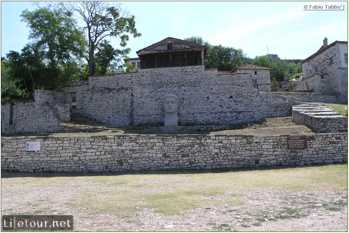Fabio's LifeTour - Albania (2005 August) - Berat - Berat Castle - 20018