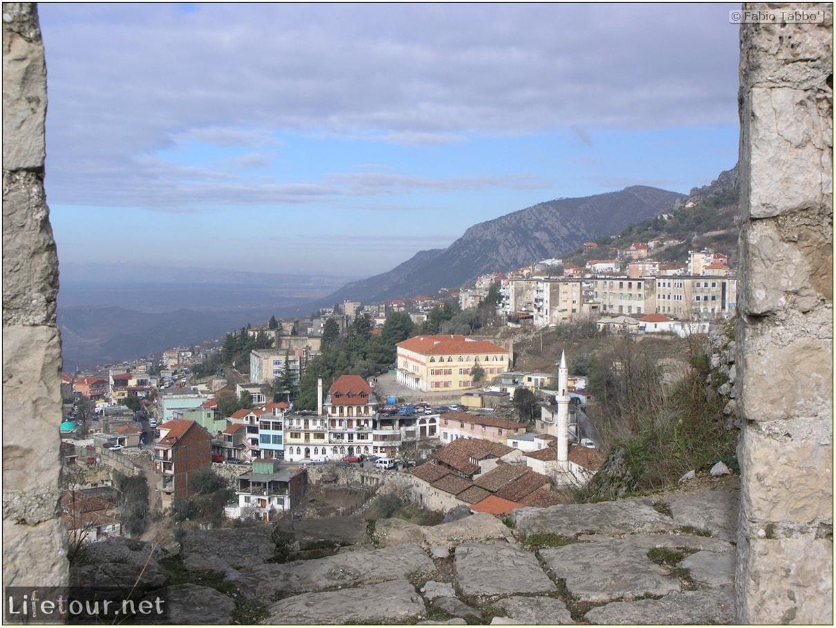 Fabios-LifeTour-Albania-2005-August-Kruja-Skenderbeu-castle-20426-1