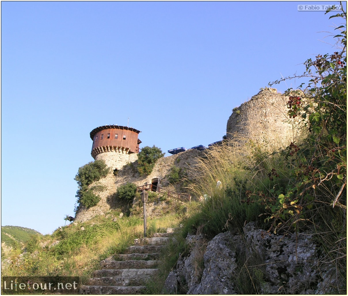 Fabios-LifeTour-Albania-2005-August-Petrelle-20102-COVER-2