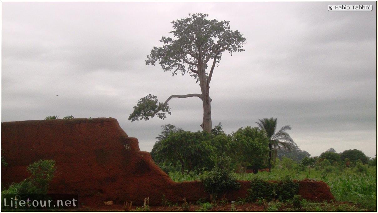 Fabio's LifeTour - Benin (2013 May) - Abomey - Royal Palace - 1564