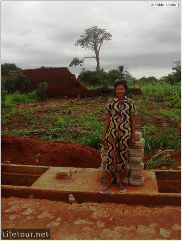 Fabio's LifeTour - Benin (2013 May) - Abomey - Royal Palace - 1567 cover