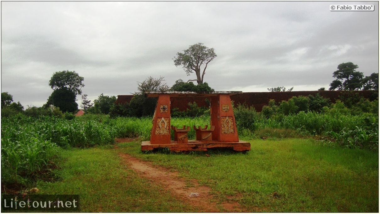 Fabio's LifeTour - Benin (2013 May) - Abomey - Royal Palace - 1568 cover