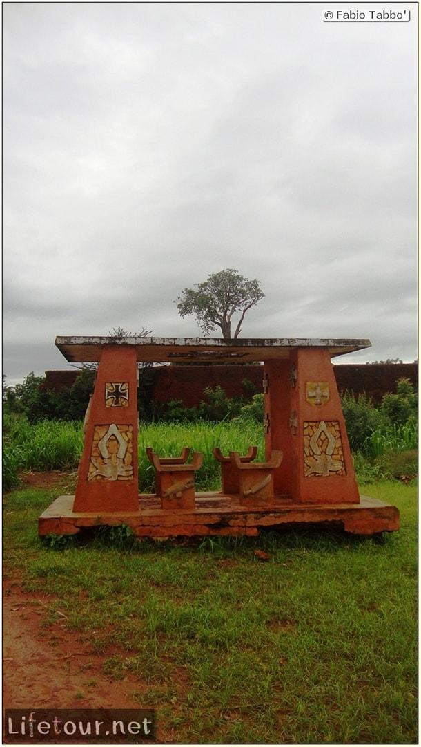 Fabio's LifeTour - Benin (2013 May) - Abomey - Royal Palace - 1569
