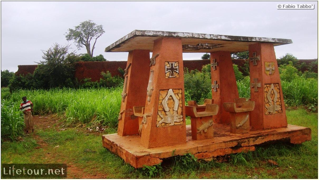 Fabio's LifeTour - Benin (2013 May) - Abomey - Royal Palace - 1571