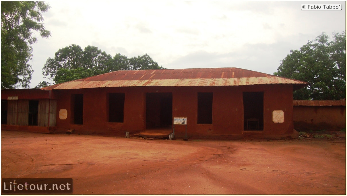 Fabio's LifeTour - Benin (2013 May) - Abomey - Royal Palace - 1574