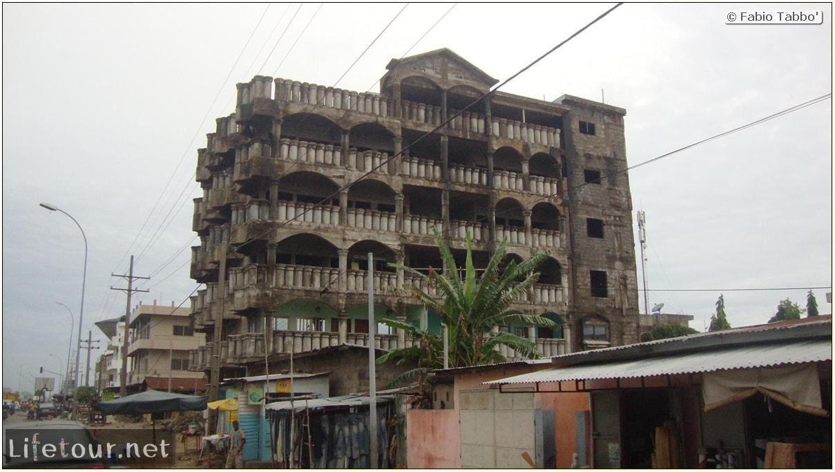 Fabio's LifeTour - Benin (2013 May) - Cotonou - City - 1479 cover