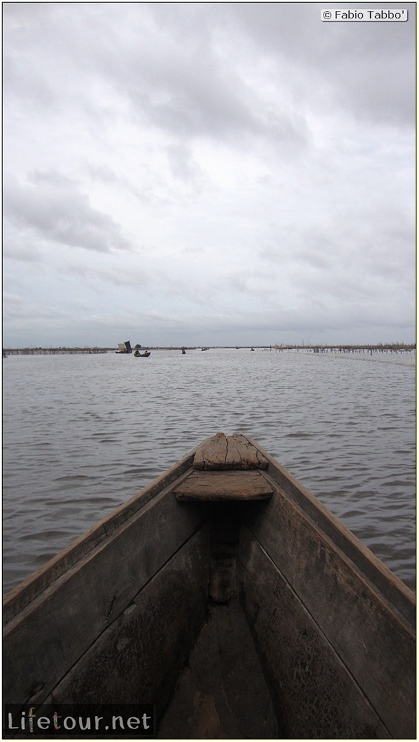 Fabio's LifeTour - Benin (2013 May) - Ganvie floating village - 1480