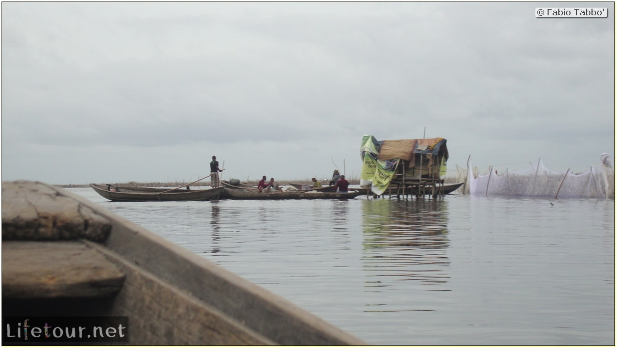 Fabio's LifeTour - Benin (2013 May) - Ganvie floating village - 1481