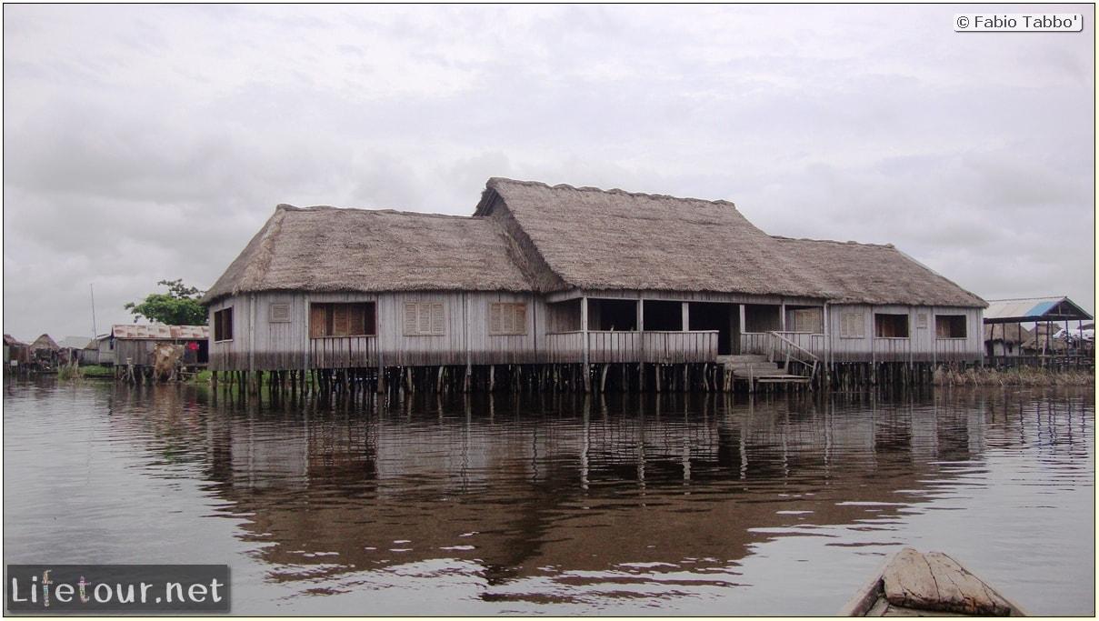 Fabio's LifeTour - Benin (2013 May) - Ganvie floating village - 1483