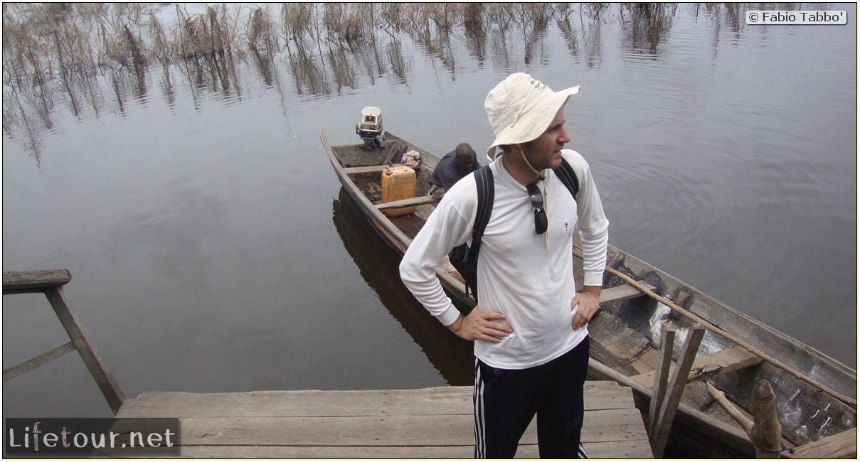 Fabio's LifeTour - Benin (2013 May) - Ganvie floating village - 1486