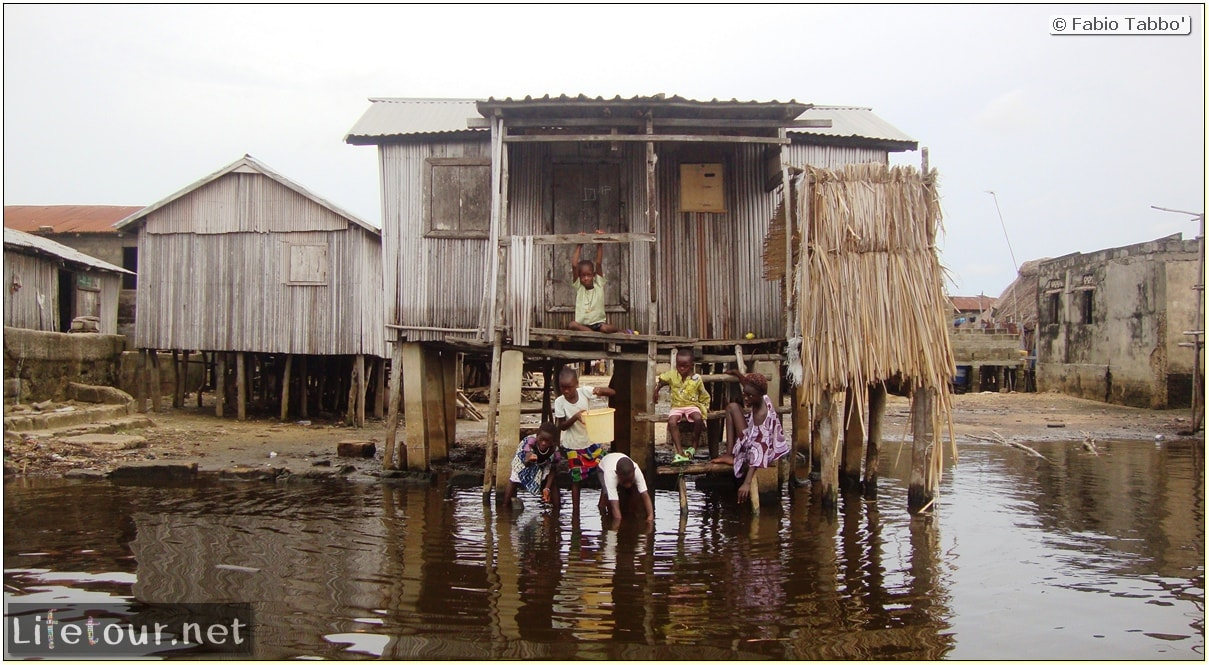 Fabio's LifeTour - Benin (2013 May) - Ganvie floating village - 1492 cover