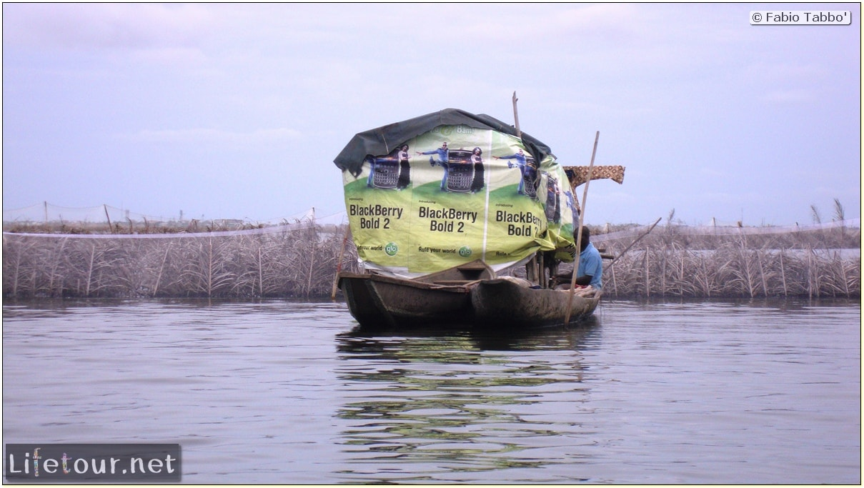 Fabio's LifeTour - Benin (2013 May) - Ganvie floating village - 1500