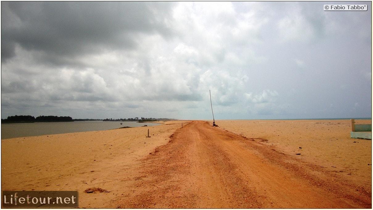 Fabio's LifeTour - Benin (2013 May) - Grand Popo - Comptoirs Coloniaux de Gbecon (ghost town) - 1412 cover