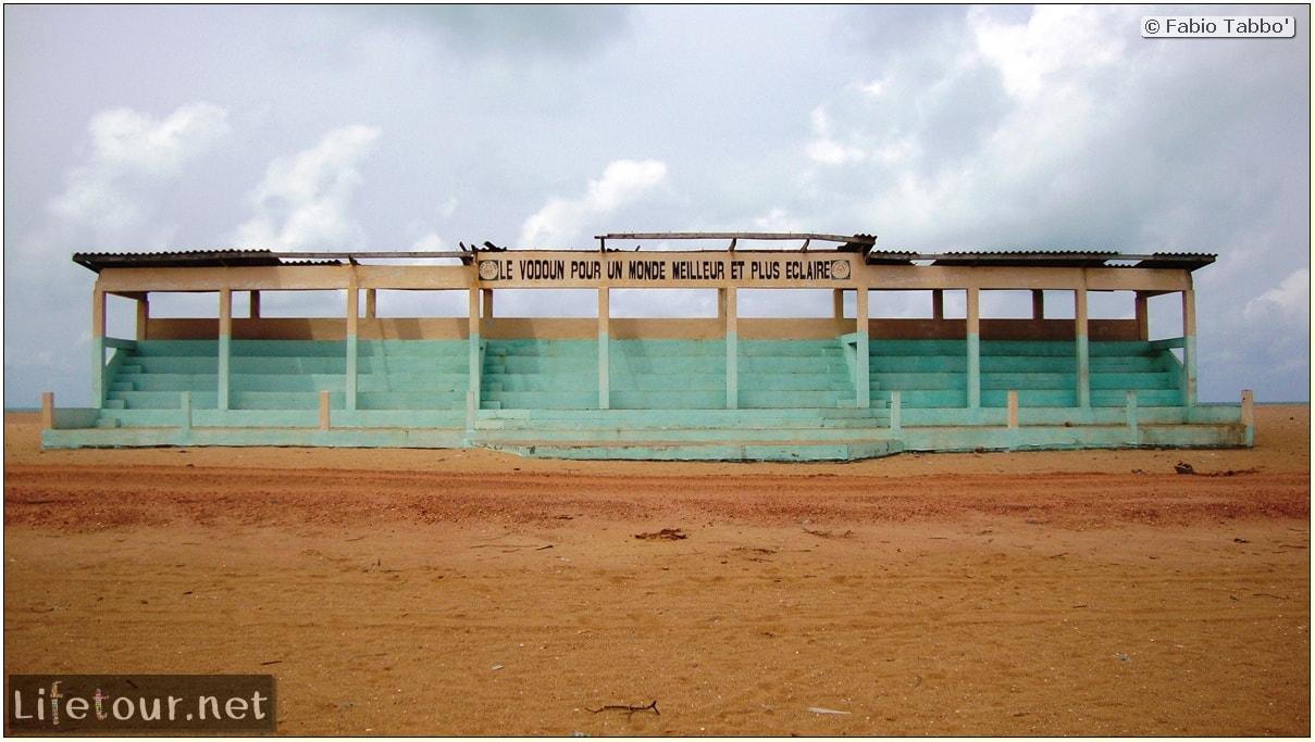 Fabio's LifeTour - Benin (2013 May) - Grand Popo - Comptoirs Coloniaux de Gbecon (ghost town) - 1414