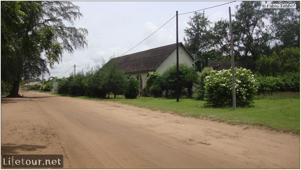 Fabio's LifeTour - Benin (2013 May) - Grand Popo - Comptoirs Coloniaux de Gbecon (ghost town) - 1427