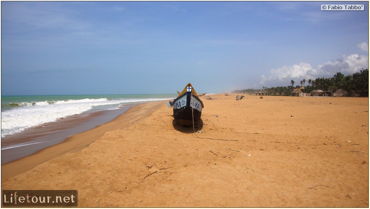 Fabio's LifeTour - Benin (2013 May) - Grand Popo - Grand Popo Beach - 1471