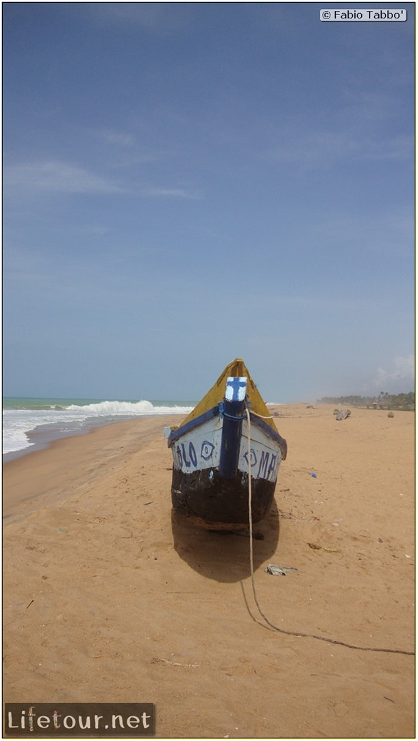 Fabio's LifeTour - Benin (2013 May) - Grand Popo - Grand Popo Beach - 1472