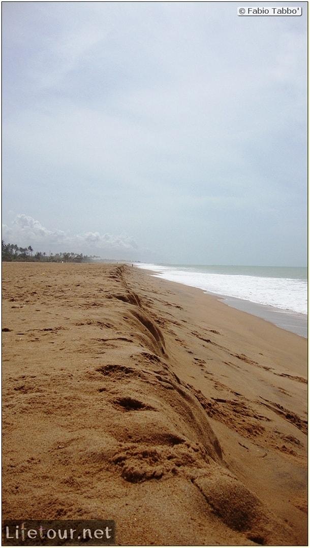 Fabio's LifeTour - Benin (2013 May) - Grand Popo - Grand Popo Beach - 1474