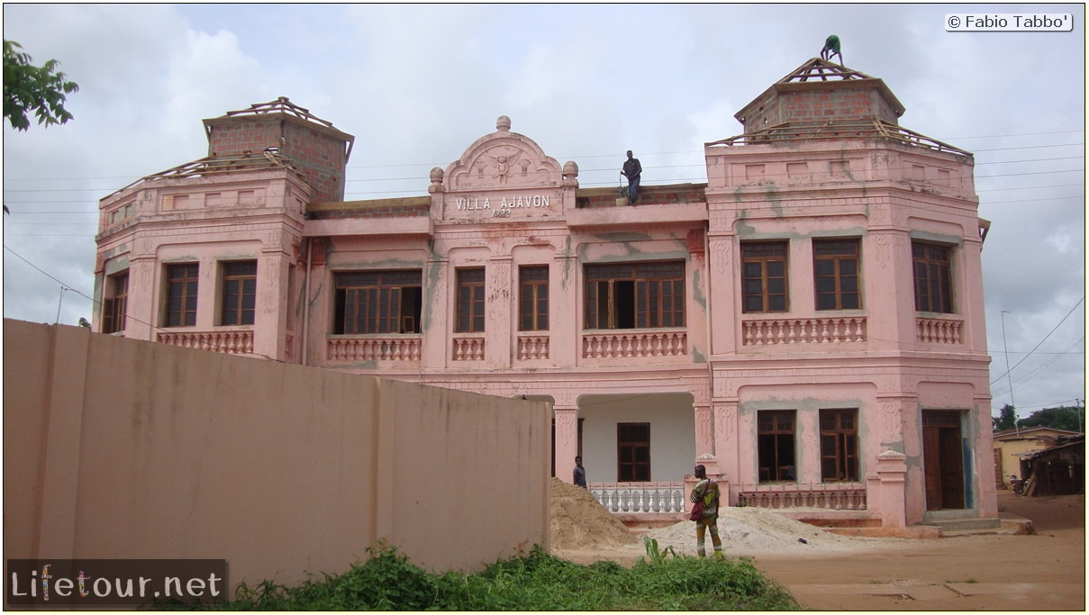 Fabio's LifeTour - Benin (2013 May) - Ouidah - City - 1436