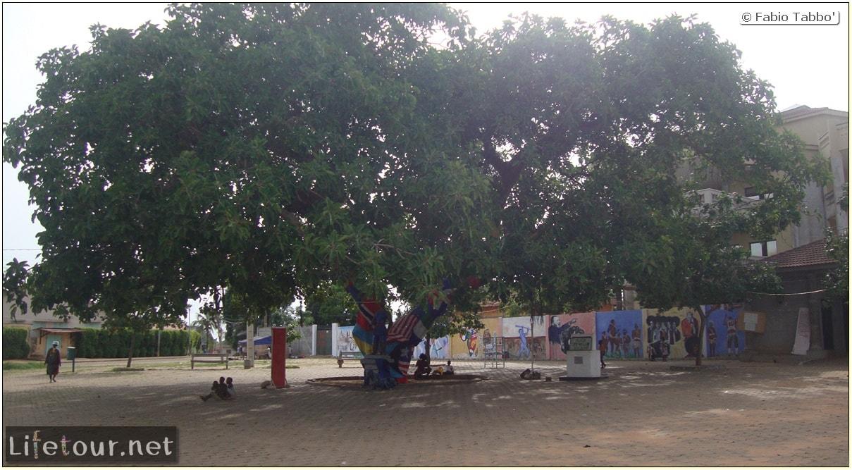 Fabio's LifeTour - Benin (2013 May) - Ouidah - City - 1449