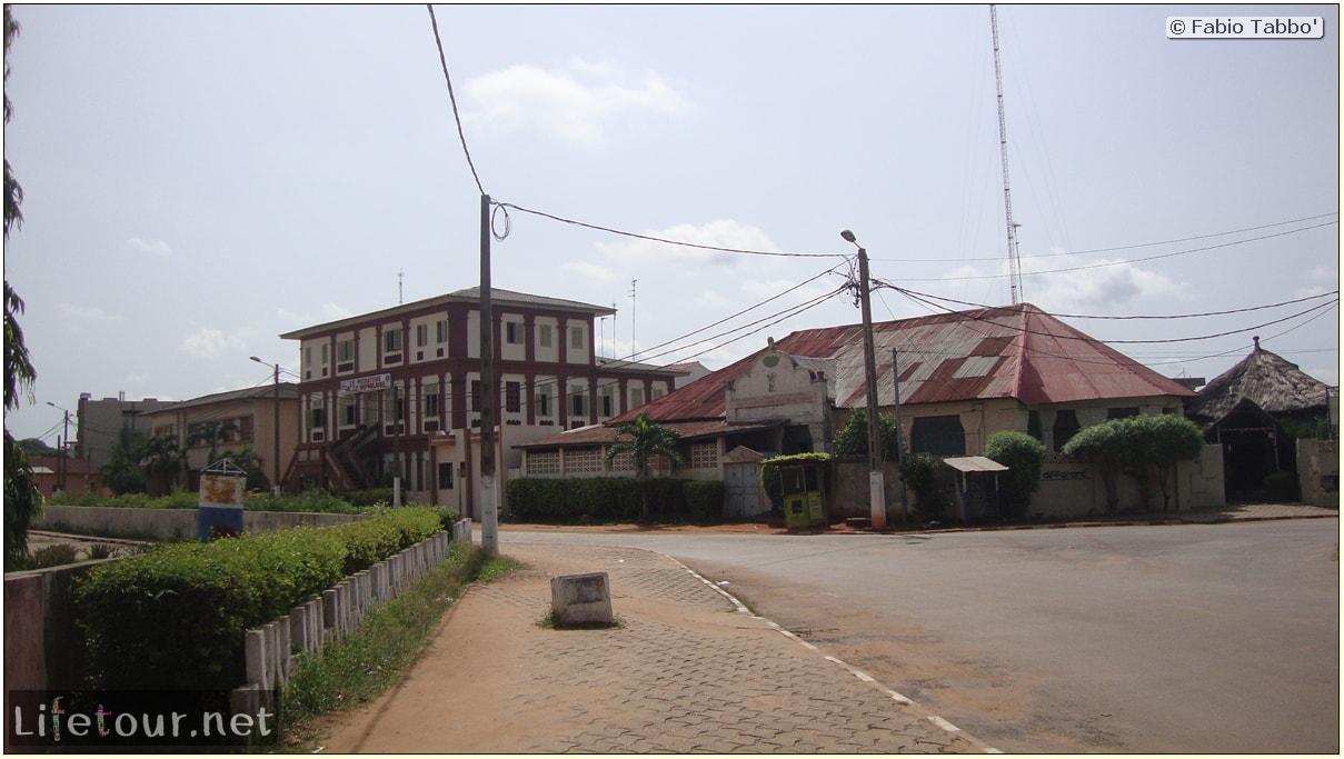 Fabio's LifeTour - Benin (2013 May) - Porto Novo - City center - 1505