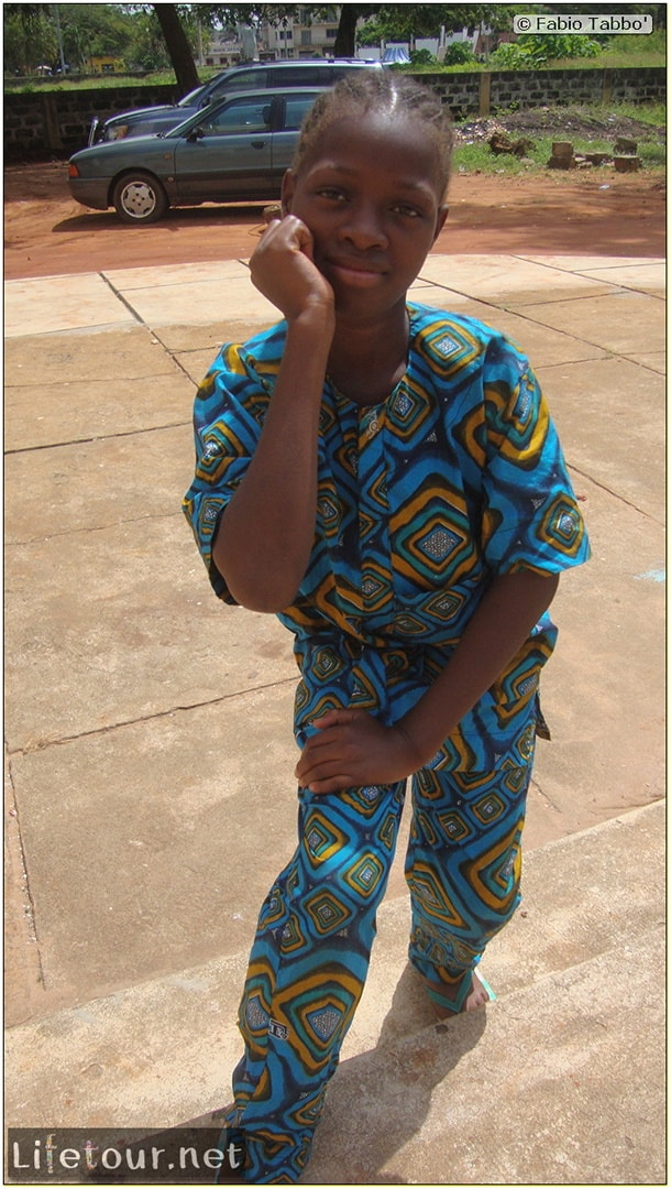Fabio's LifeTour - Benin (2013 May) - Porto Novo - City center - 1512