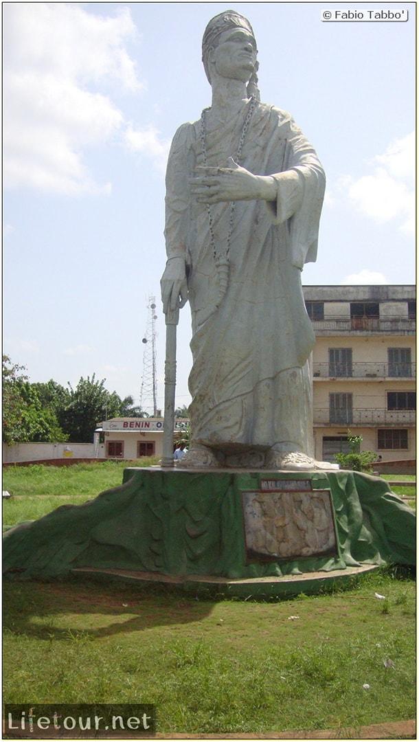 Fabio's LifeTour - Benin (2013 May) - Porto Novo - City center - 1517