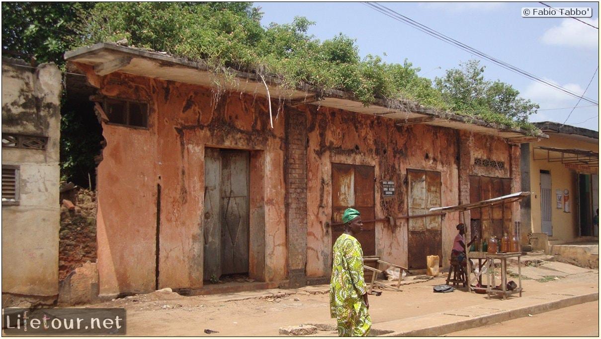 Fabio's LifeTour - Benin (2013 May) - Porto Novo - City center - 1525 cover