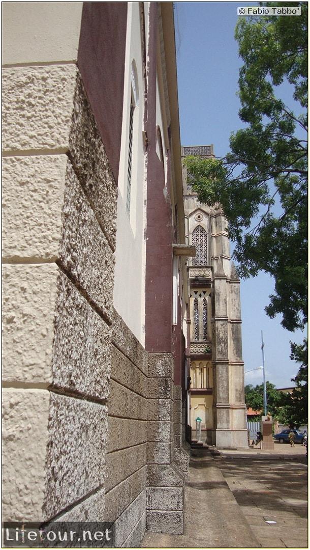 Fabio's LifeTour - Benin (2013 May) - Porto Novo - Eglise de Porto Novo - 1513