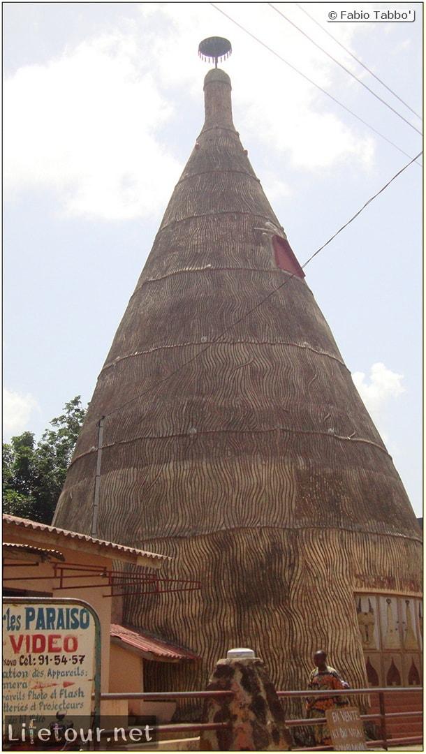 Fabio's LifeTour - Benin (2013 May) - Porto Novo - Voodoo temples - 1526