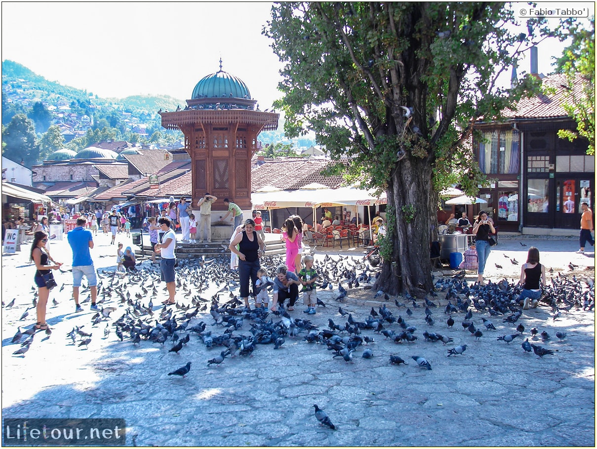 Fabio's LifeTour - Bosnia and Herzegovina (1984 and 2009) - Sarajevo - 1578-Editedited