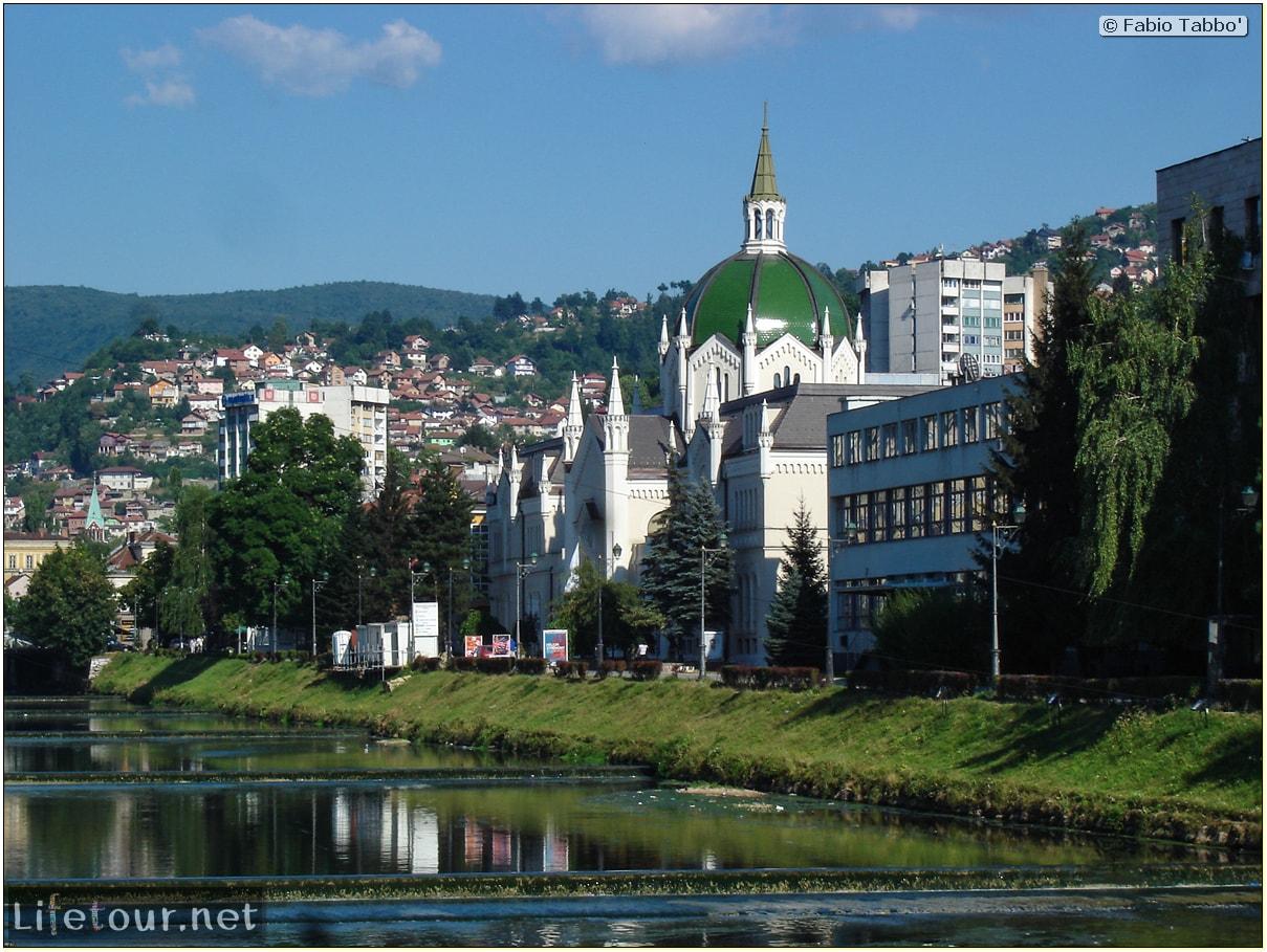 Fabio's LifeTour - Bosnia and Herzegovina (1984 and 2009) - Sarajevo - 1586-Editedited