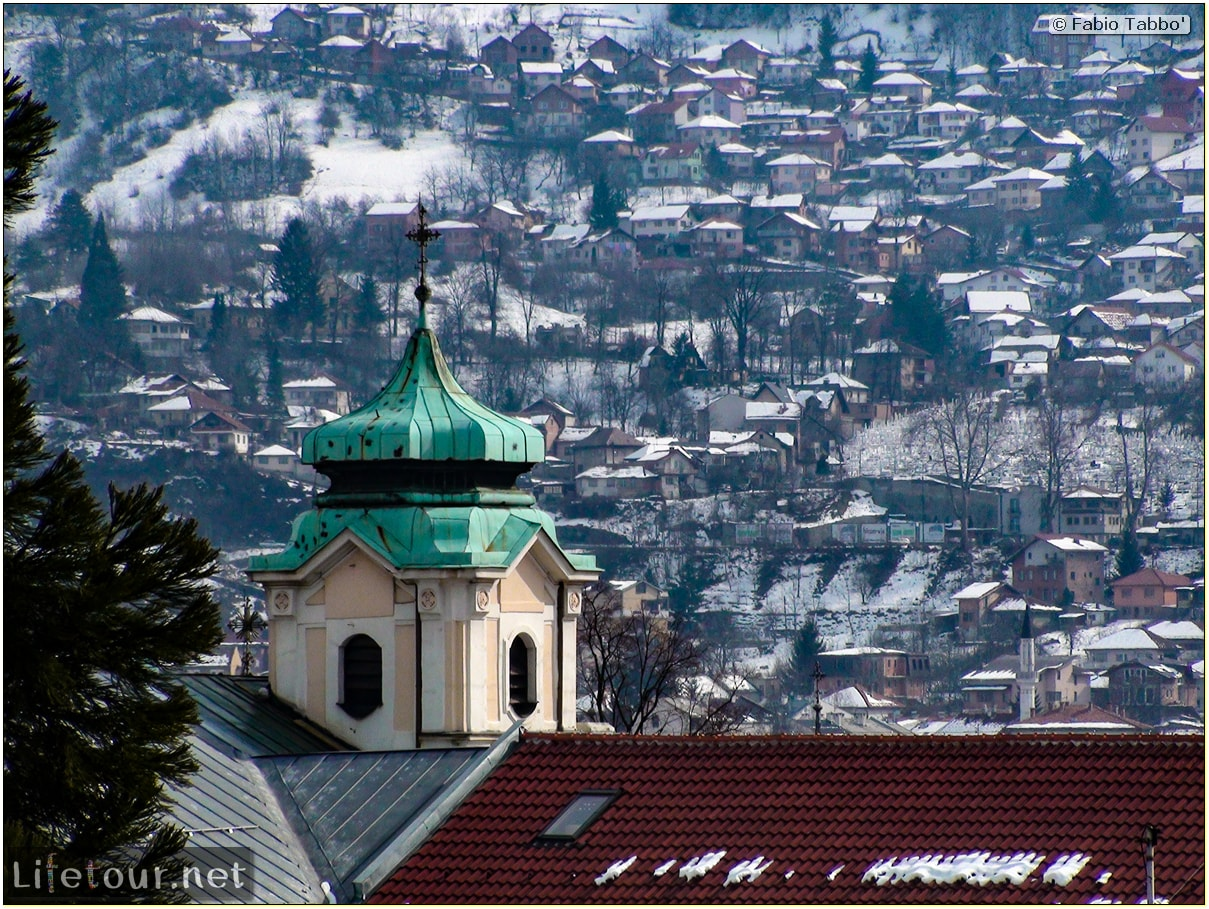 Fabio's LifeTour - Bosnia and Herzegovina (1984 and 2009) - Sarajevo - 178 coveredited