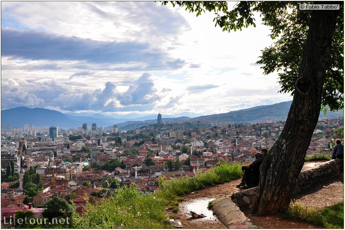 Fabio's LifeTour - Bosnia and Herzegovina (1984 and 2009) - Sarajevo - 19610edited