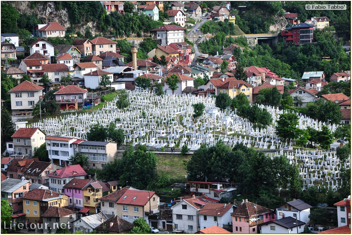 Fabio's LifeTour - Bosnia and Herzegovina (1984 and 2009) - Sarajevo - 19611edited