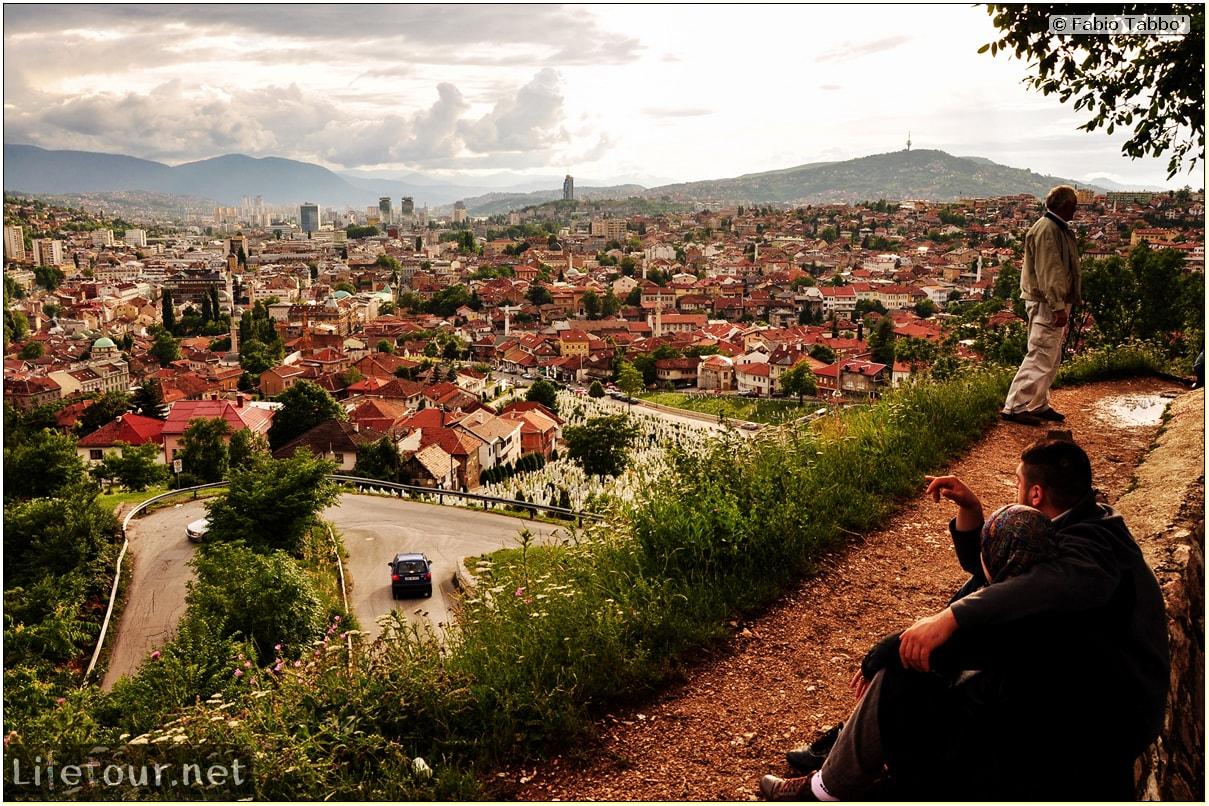 Fabio's LifeTour - Bosnia and Herzegovina (1984 and 2009) - Sarajevo - 19618 coveredited