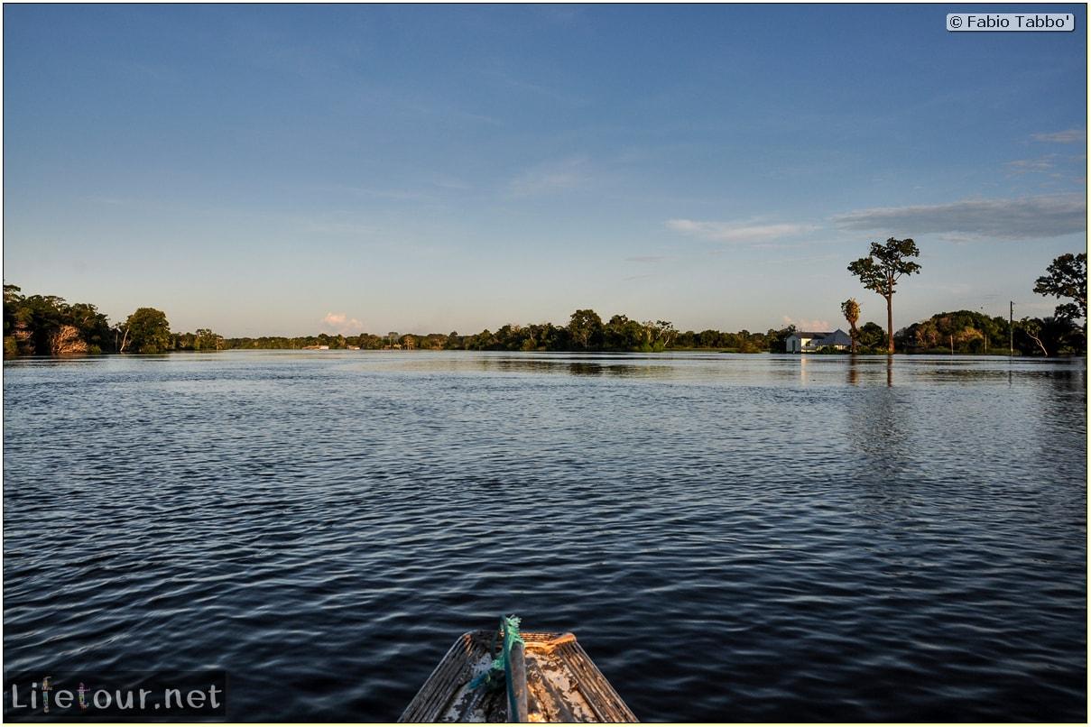 Fabio's LifeTour - Brazil (2015 April-June and October) - Manaus - Amazon Jungle - Chasing the sunset - 10899