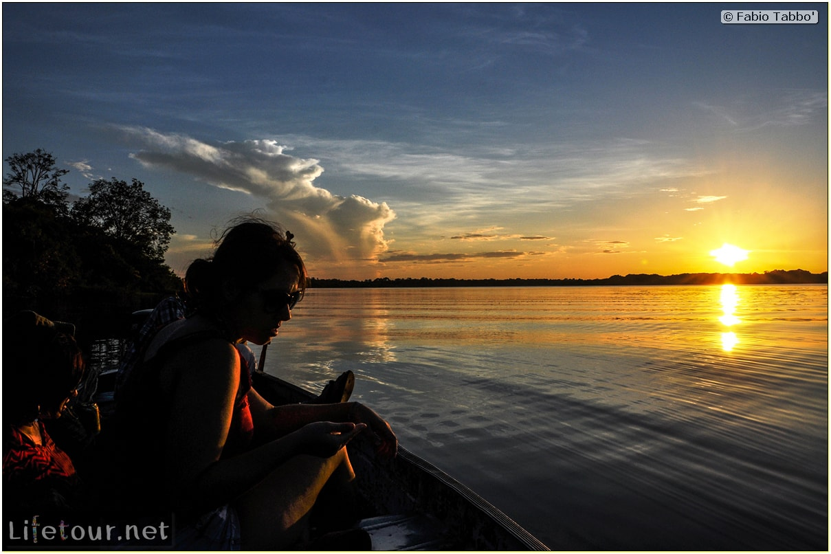 Fabio's LifeTour - Brazil (2015 April-June and October) - Manaus - Amazon Jungle - Chasing the sunset - 11048