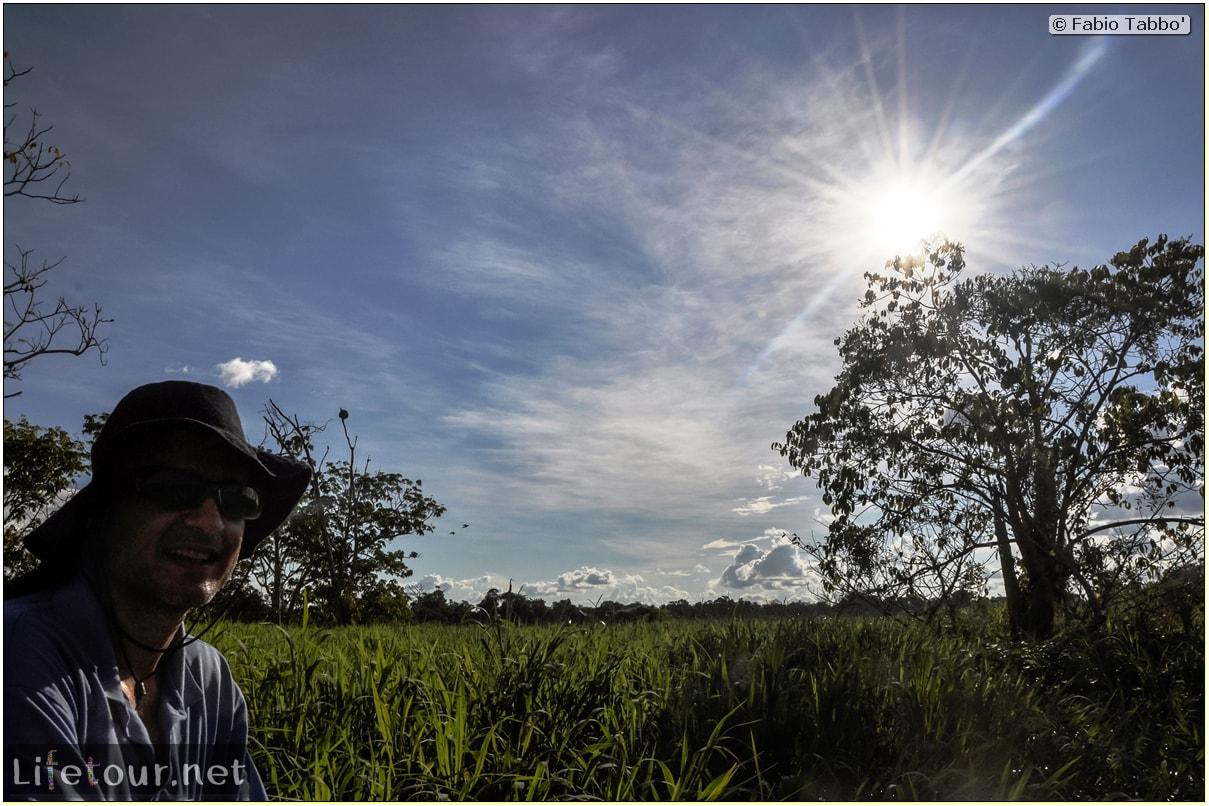 Fabio's LifeTour - Brazil (2015 April-June and October) - Manaus - Amazon Jungle - Piranha fishing - 10337