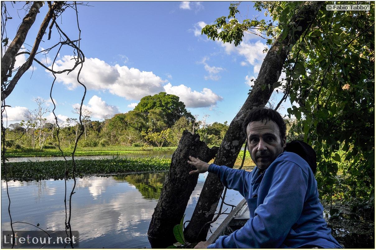 Fabio's LifeTour - Brazil (2015 April-June and October) - Manaus - Amazon Jungle - Piranha fishing - 9643