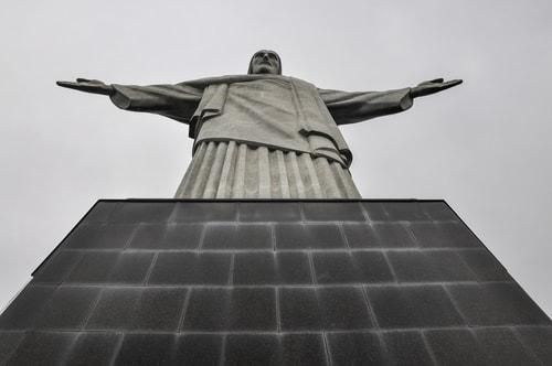 Fabio's LifeTour - Brazil (2015 April-June and October) - Rio De Janeiro - Corcovado - Level 2 - Christ statue - 7529 cover