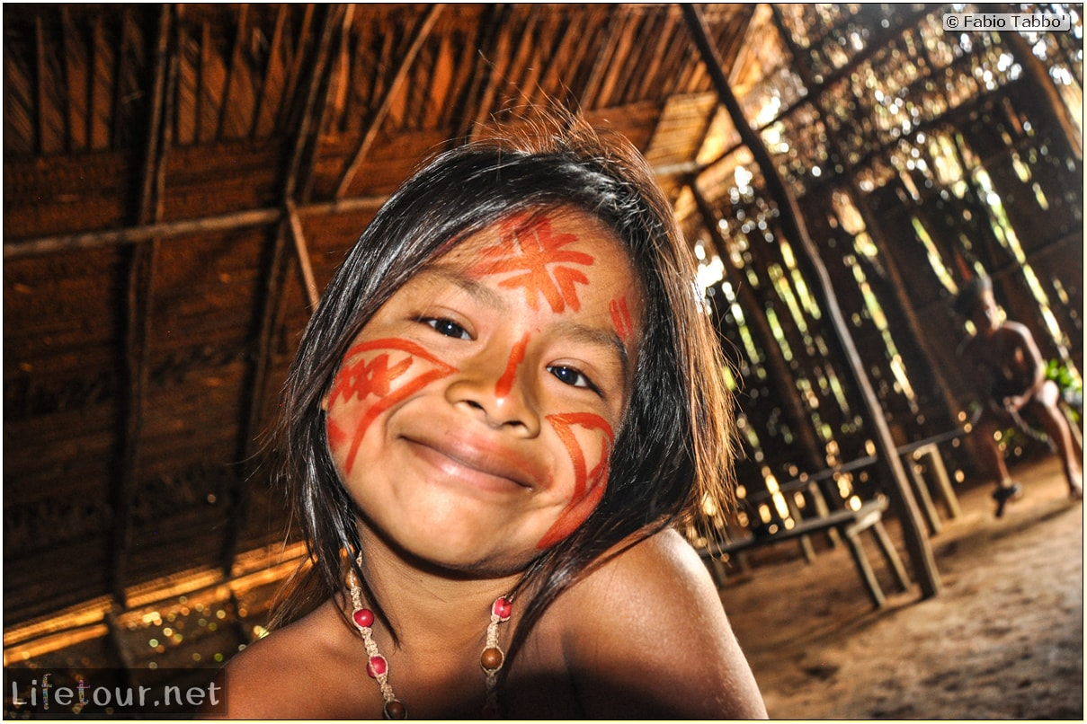 Amazon Jungle - Indios village - 3- The cutest jungle kids ever - 618 cover