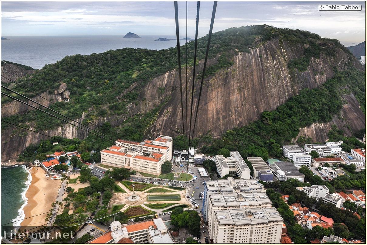 Brazil (2015) - Rio De Janeiro - Trilha Do P¦o De Açúcar - 4- on top of the mountain - 458