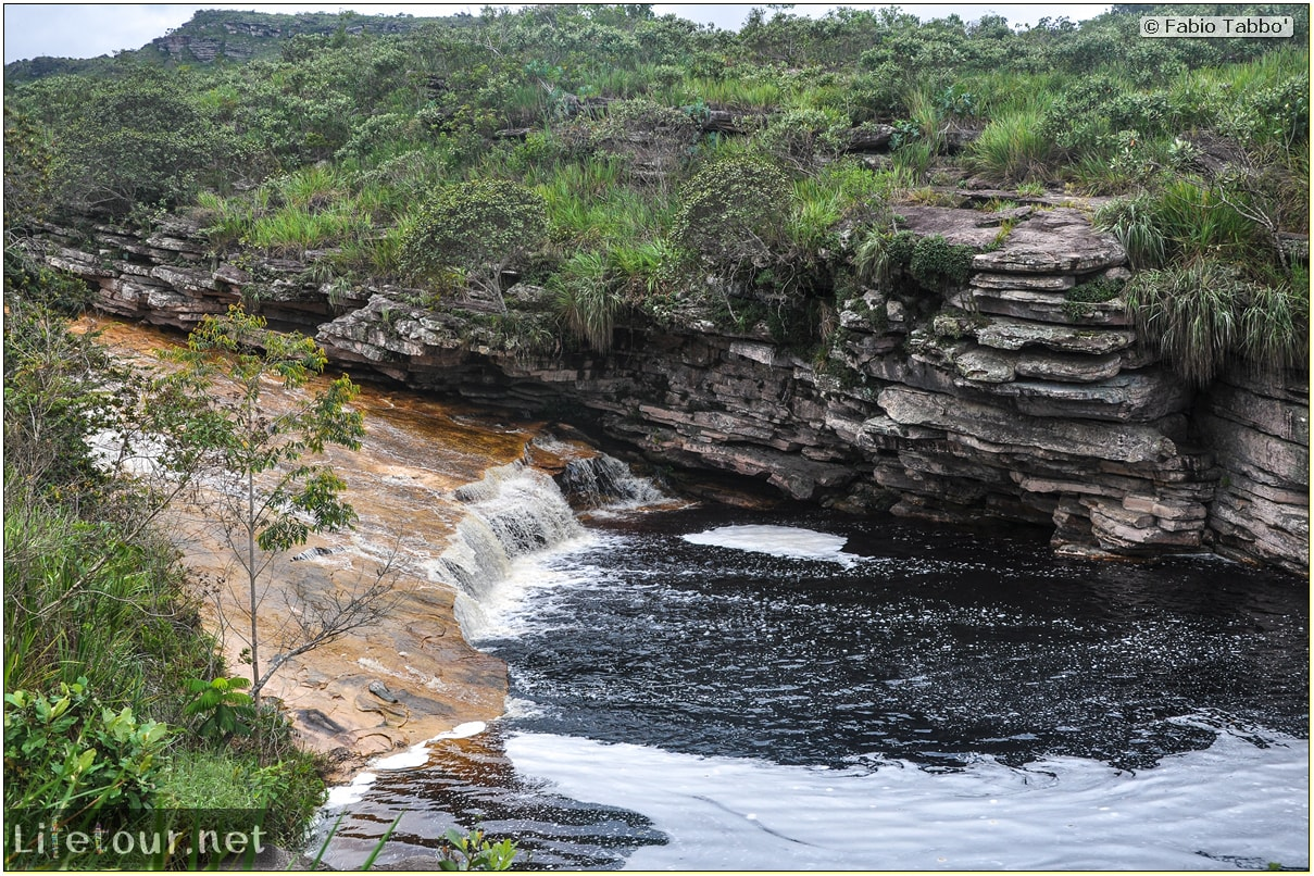 Fabio's LifeTour - Brazil (2015 April-June and October) - Chapada Diamantina - National Park - 1- Waterfalls - 1833