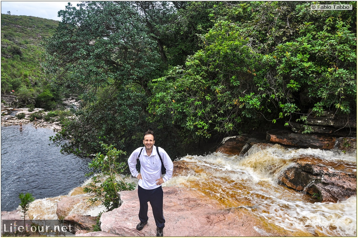 Fabio's LifeTour - Brazil (2015 April-June and October) - Chapada Diamantina - National Park - 1- Waterfalls - 3306