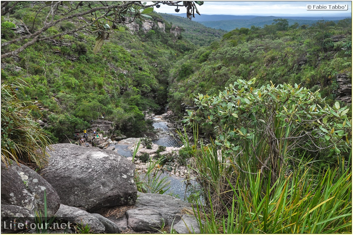 Fabio's LifeTour - Brazil (2015 April-June and October) - Chapada Diamantina - National Park - 1- Waterfalls - 3752