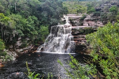 Fabio's LifeTour - Brazil (2015 April-June and October) - Chapada Diamantina - National Park - 1- Waterfalls - 4280 cover