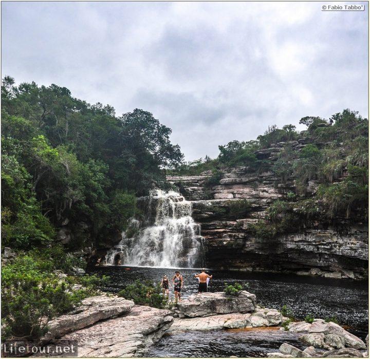Fabio's LifeTour - Brazil (2015 April-June and October) - Chapada Diamantina - National Park - 1- Waterfalls - 4623